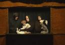 A Morte de Nanã, Cena do espetáculo Argumas de Patativa do Teatro do Pé