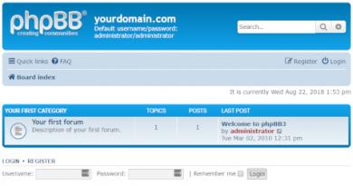 phpBB – Solução Open Source para Fórum Online